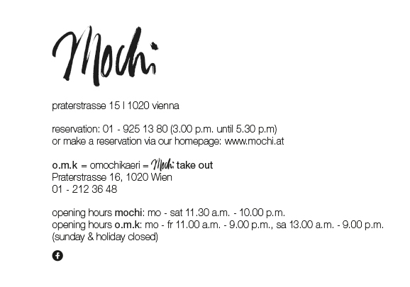 Mochi Signature