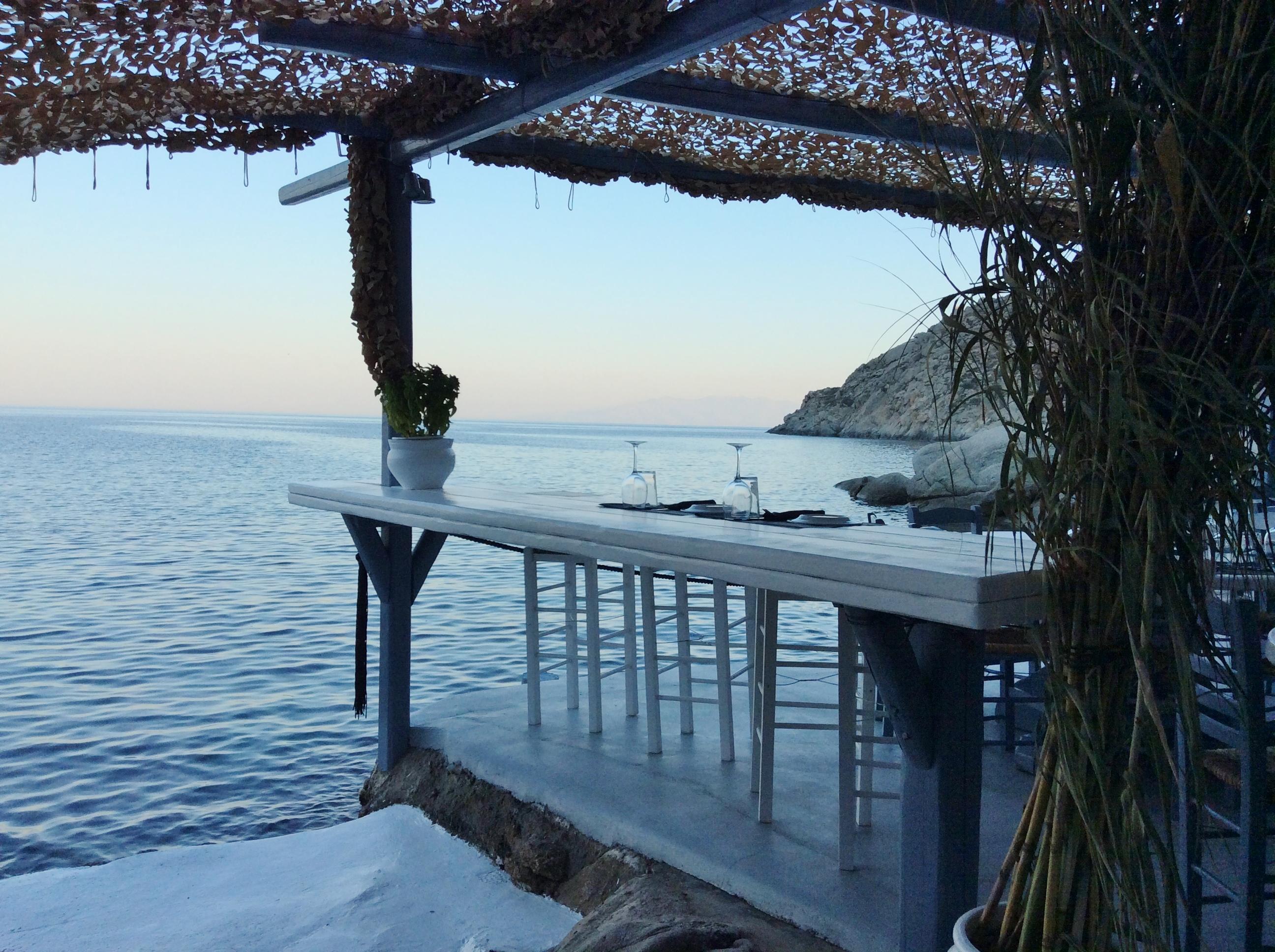 Spilia Restaurant Mykonos