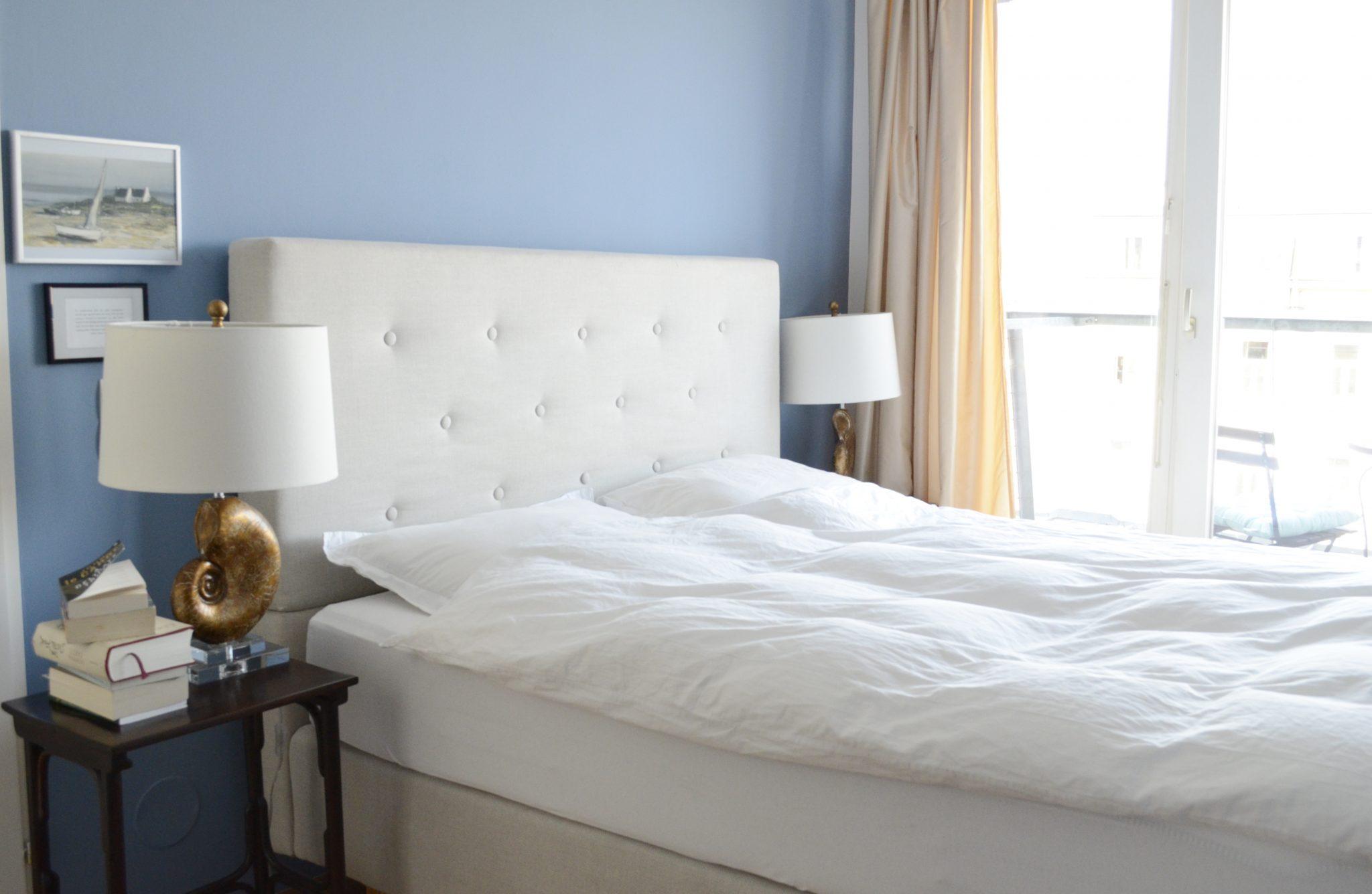 Maritimes Schlafzimmer