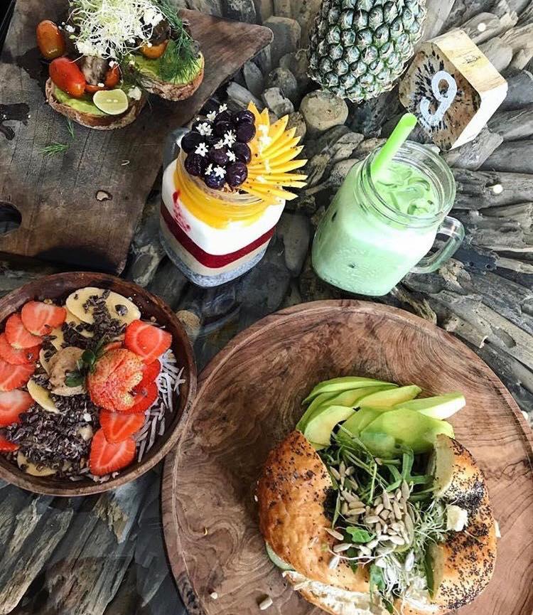 Cafe Organic Bali Canggu