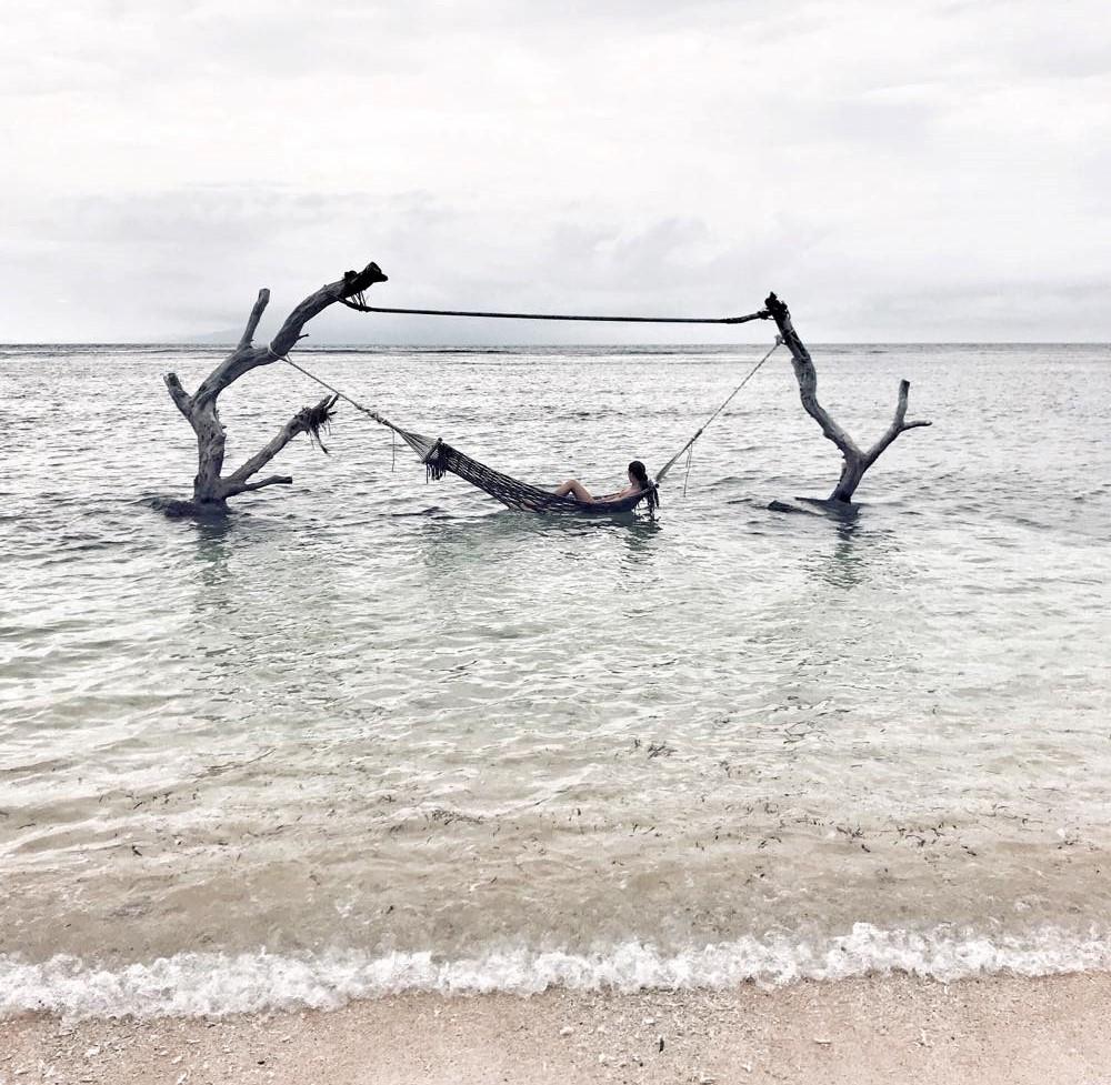 Hammock Gili island